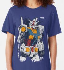 Gundam Love Slim Fit T-Shirt