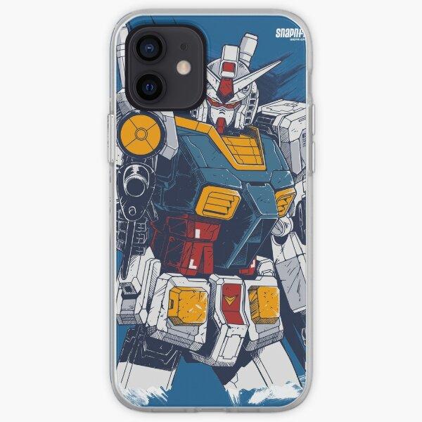 Gundam Love iPhone Soft Case