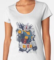 Gundam Love Women's Premium T-Shirt
