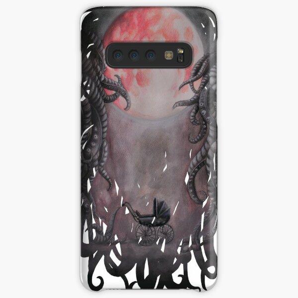 maternal feelings - cthulu demon bloodborne artwork Samsung Galaxy Leichte Hülle