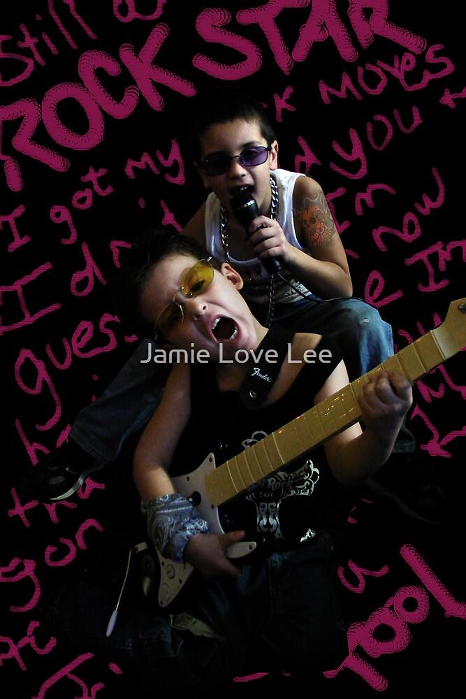 I'm  a Rock Star! by Jamie Lee