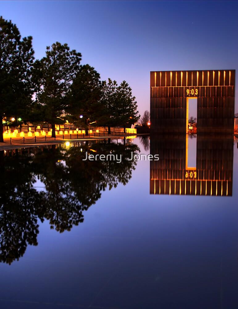 The Reflection Pool by Jeremy  Jones