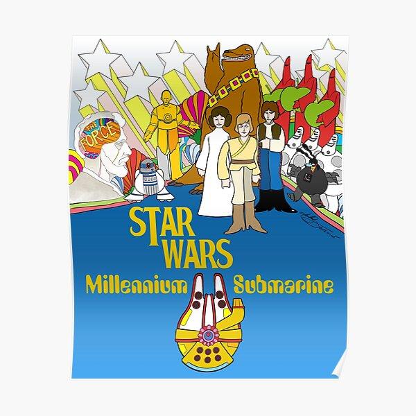 Millennium Submarine Poster