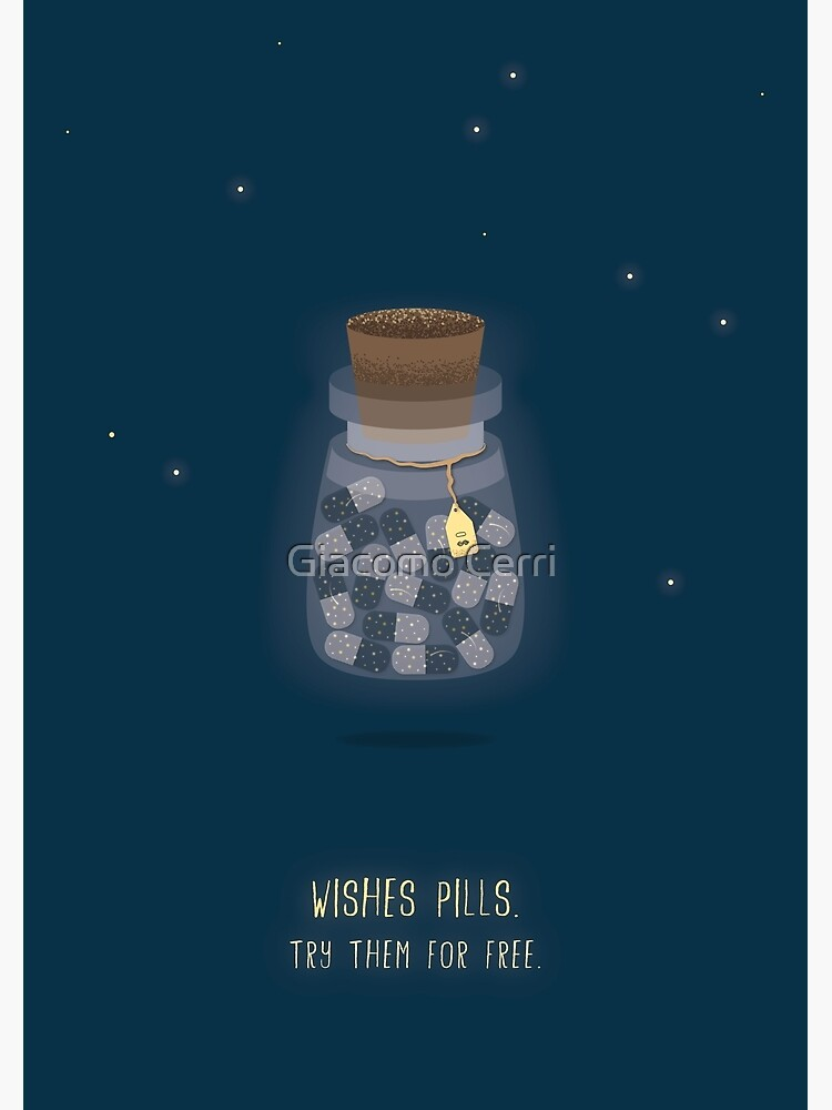 Wishes Pills  by giacomocerri