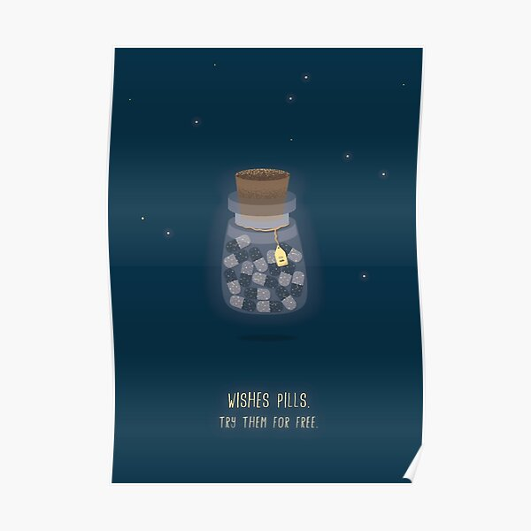 Wishes Pills  Poster