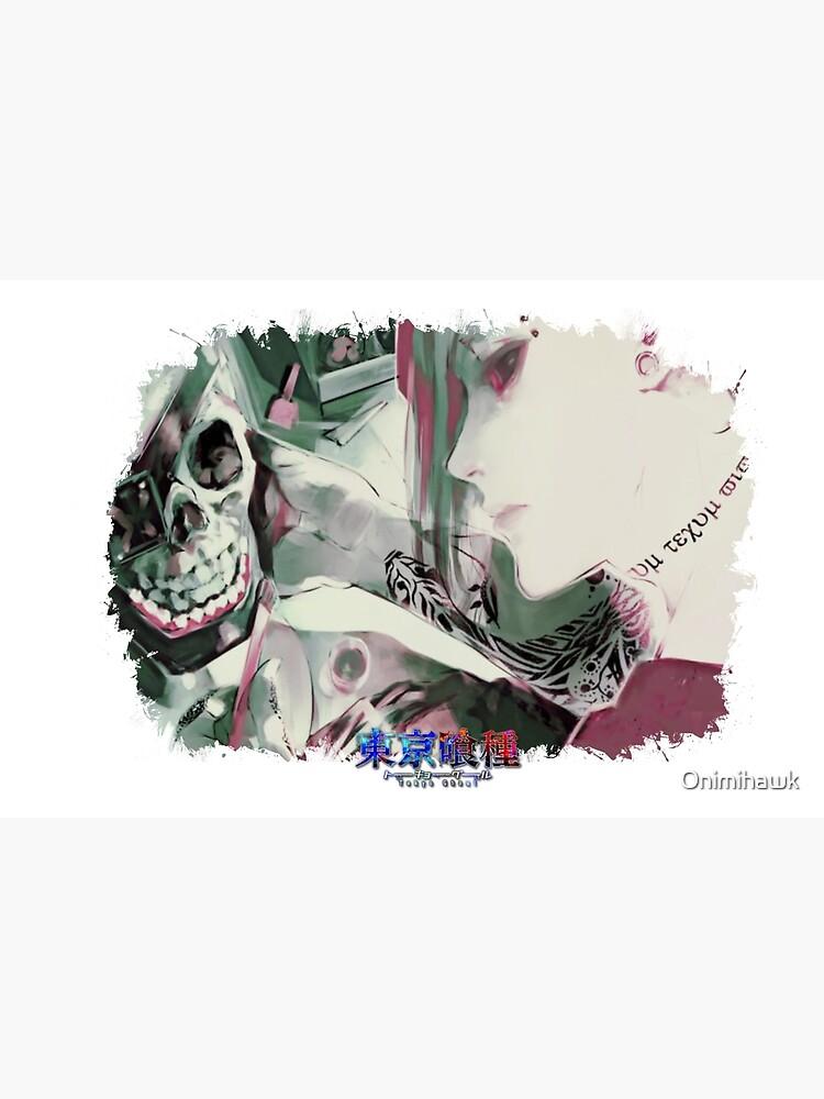 Ghoul de Tokio - Uta (Ed Card) con Logo de Onimihawk