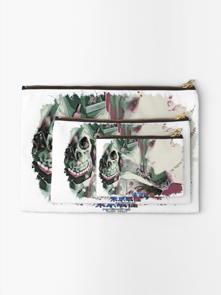 Vista alternativa de Bolsos de mano Ghoul de Tokio - Uta (Ed Card) con Logo