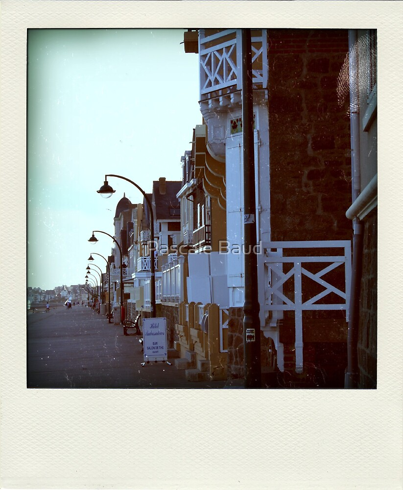 Faux-polaroids - Travelling (48) by Pascale Baud