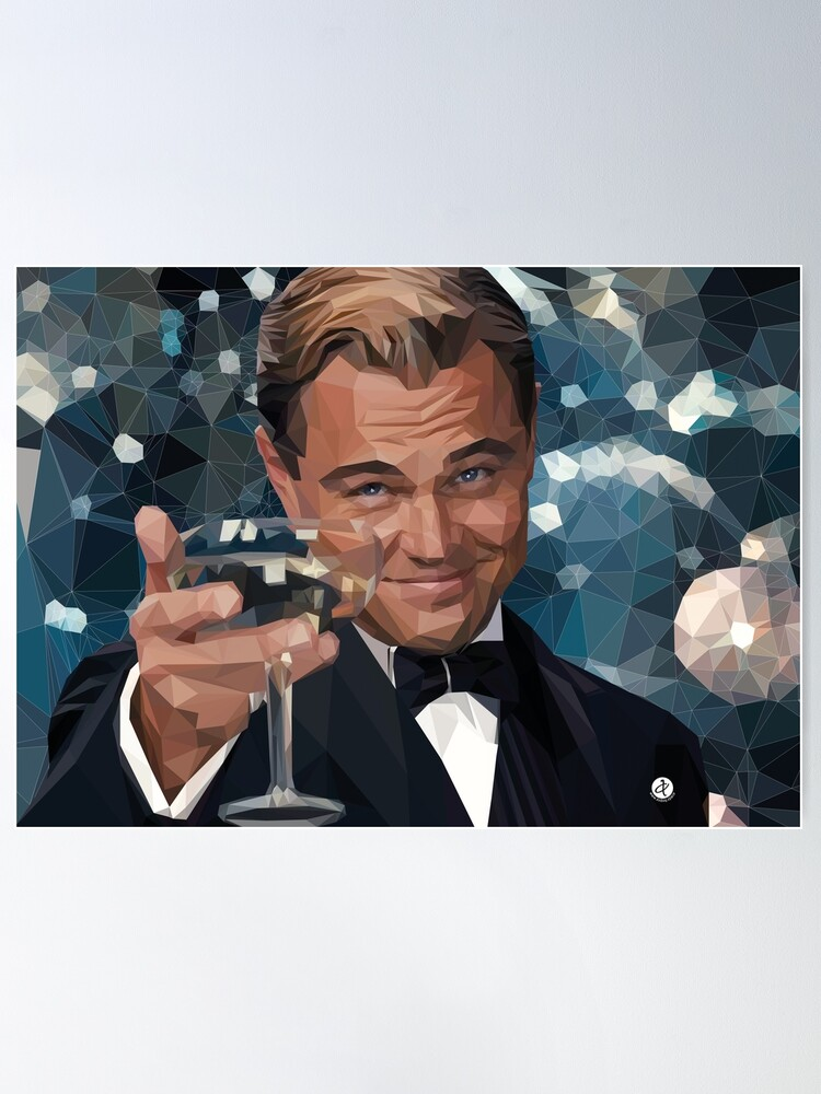 Alternate view of Great Gatsby Poster