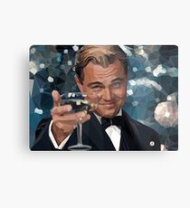 Great Gatsby Metal Print