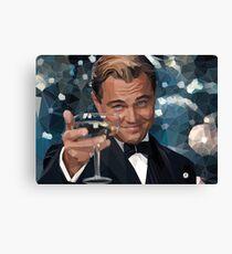 Great Gatsby Leinwanddruck