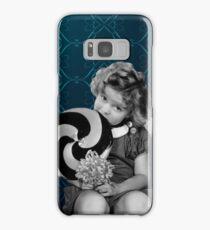 Shirley Temple Lollipop Samsung Galaxy Case/Skin