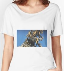 Blue Skies 001 Women's Relaxed Fit T-Shirt
