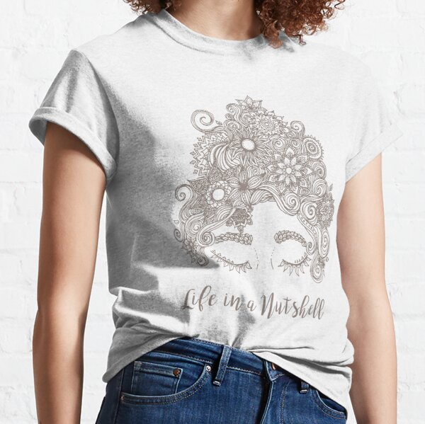Wendy T-Shirt - Life in a Nutshell Classic T-Shirt