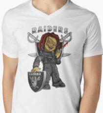 Chucky's-back Men's V-Neck T-Shirt
