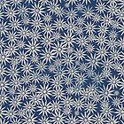 Blue floral seamless vintage pattern. by Erisen