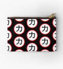 Chikara Power Symbol  Studio Pouch