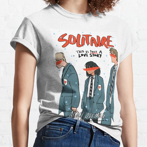 SOLITAIRE by Alice Oseman Classic T-Shirt