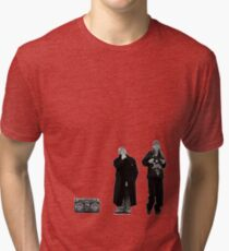 Jay and Silent Bob at the Quick Stop Tri-blend T-Shirt