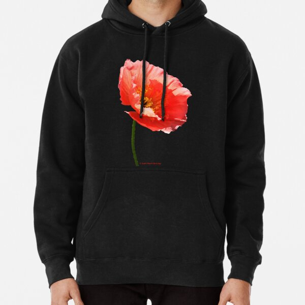 Poppy Pullover Hoodie