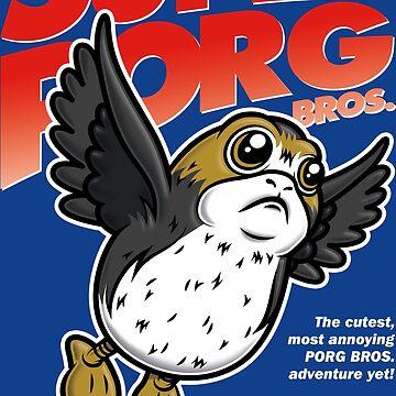 Super Porg Bros v2 by Olipop