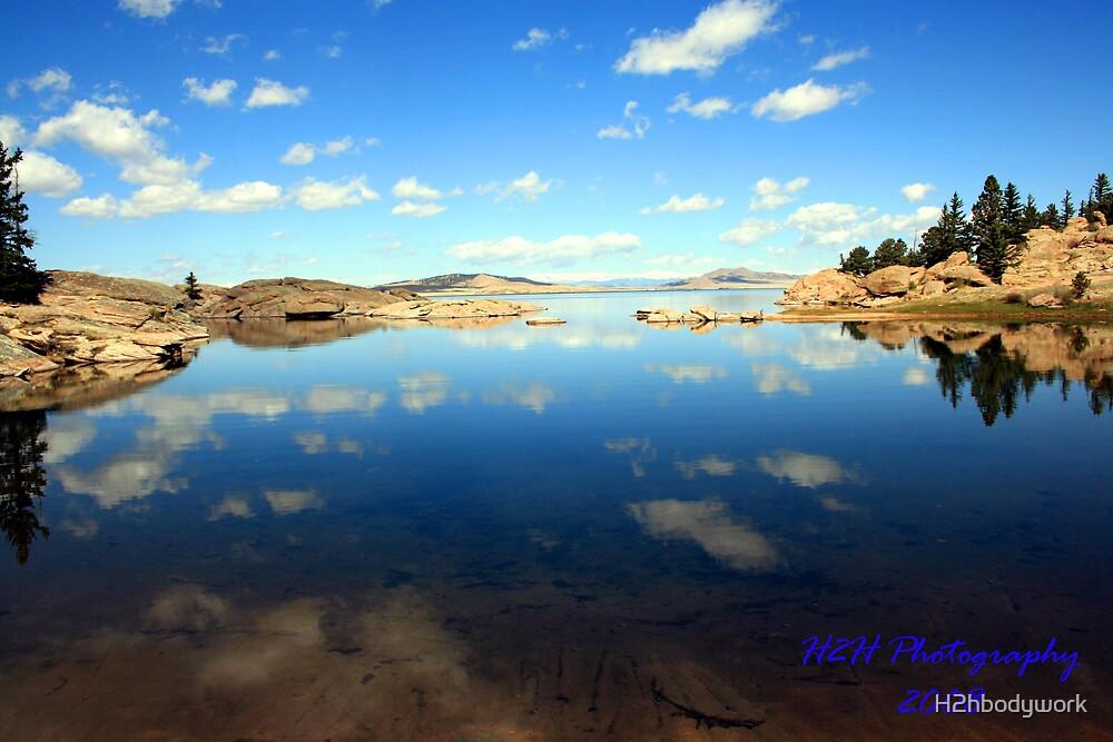 Peaceful Lake by H2hbodywork