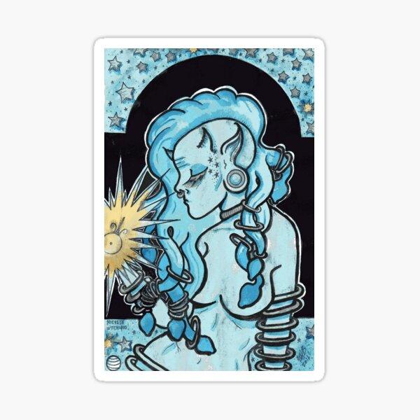 Alchemy Space 2017  Sticker