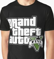 GTA 5 Graphic T-Shirt