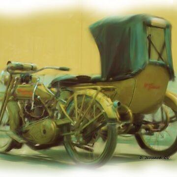 1918 Harley by ezcat