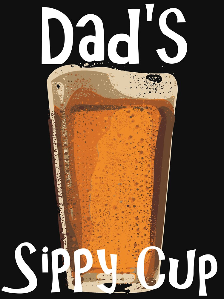Dad's Sippy Cup by evahhamilton