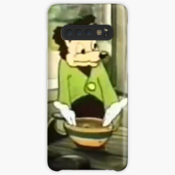 Somebody touched my spaghett Samsung Galaxy Snap Case