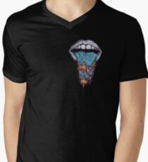Hazy Mouth Collection Men's V-Neck T-Shirt