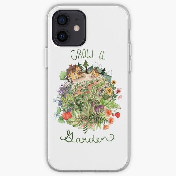 Grow A Garden iPhone Soft Case