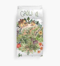 Grow A Garden Duvet Cover