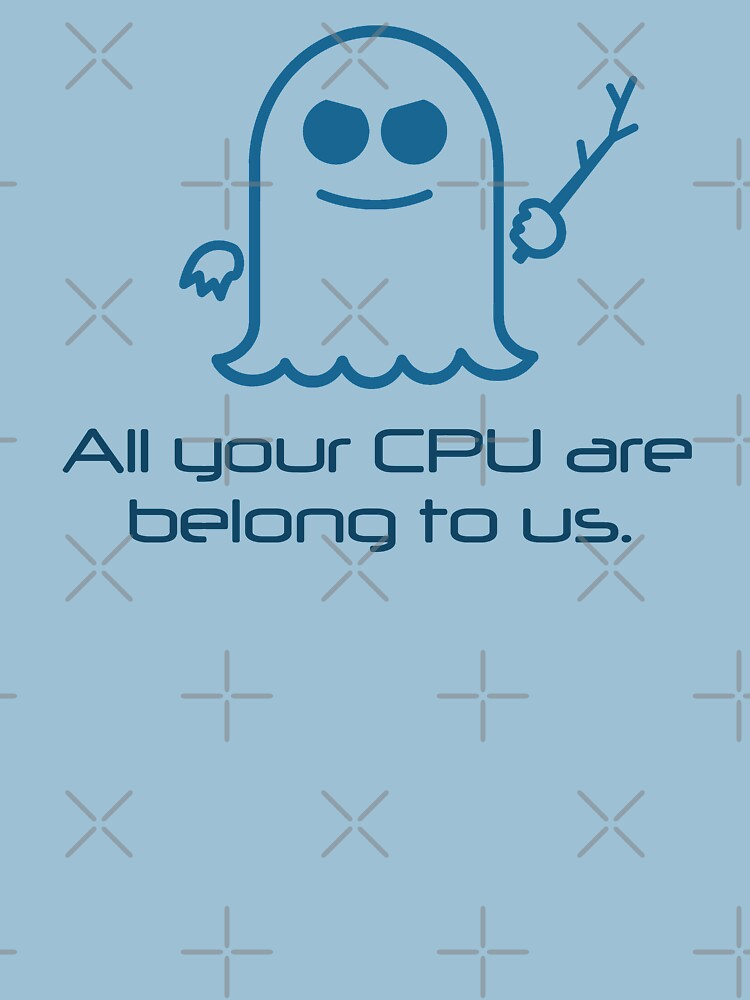 Spectre: All Your CPU by Thogek