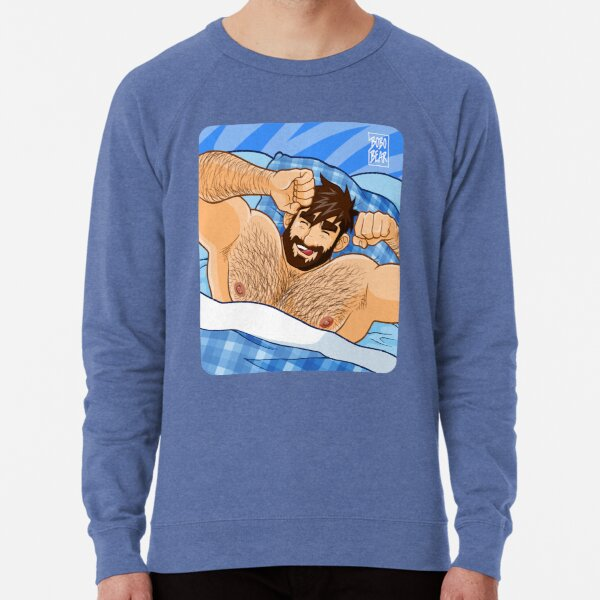 ADAM LIKES BEDTIME Lightweight Sweatshirt