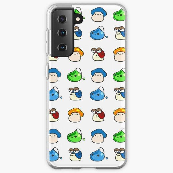 Mini Maple Friends Samsung Galaxy Soft Case