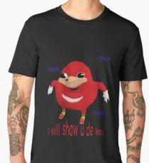 Ugandan Knuckles Men's Premium T-Shirt