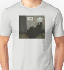 Whistler's Mother By Mr. Bean Unisex T-Shirt
