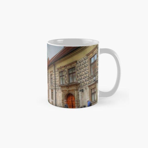An old street in Krakow Classic Mug