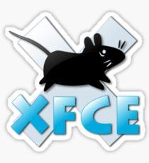 Xfce Sticker