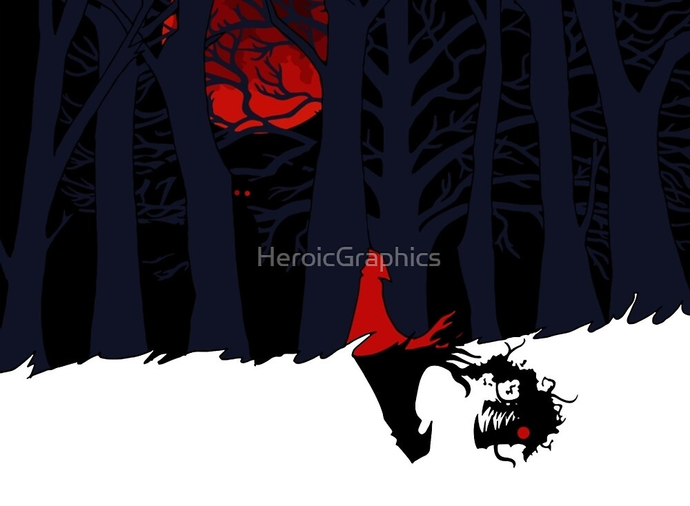 Into the Wild by HeroicGraphics