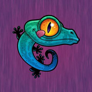 Gecko by fizzgig