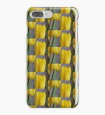 Yellow Tulips 4 iPhone 7 Plus Case