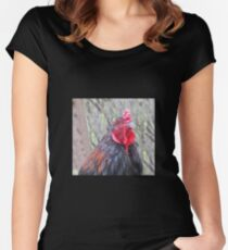 Rocky Women's Fitted Scoop T-Shirt