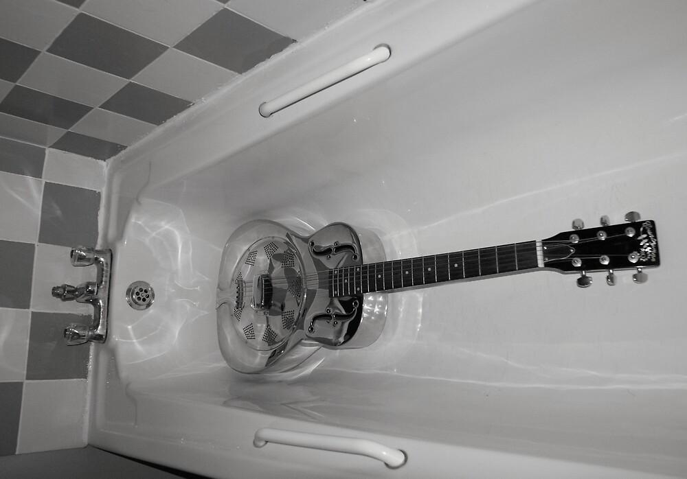 Bathtime Blues by EvanSmith