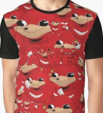 Uganda knuckles Graphic T-Shirt
