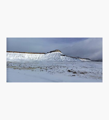 Mt. Garfield, Grand Junction, CO Photographic Print