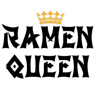 Ramen Queen by machmigo