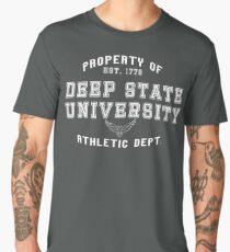 Deep State University - Athletics Dept. Men's Premium T-Shirt